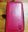 WH1-F014 CLUTCH PURSE PINK2
