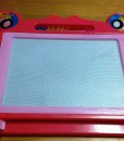 WH1-T003-b DOODLE PAD RED & PINK
